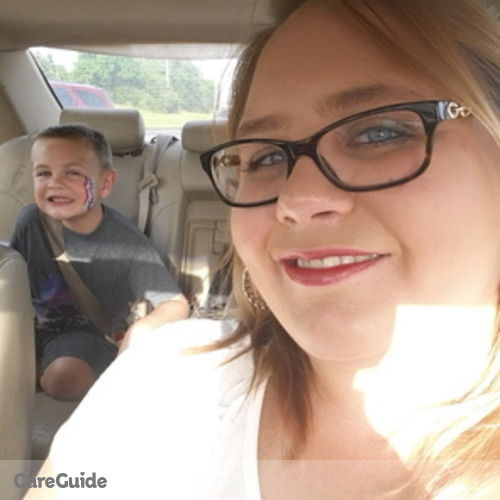 Child Care Job Savannah Drews's Profile Picture