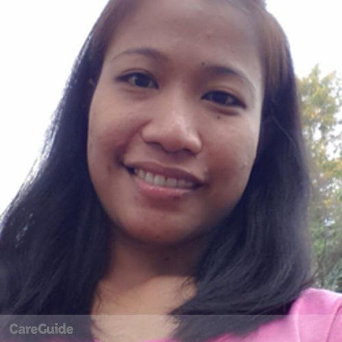 Canadian Nanny Provider Caroline Marjorie B's Profile Picture