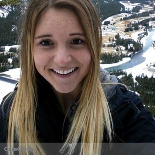 Canadian Nanny Provider Nicole Malek's Profile Picture