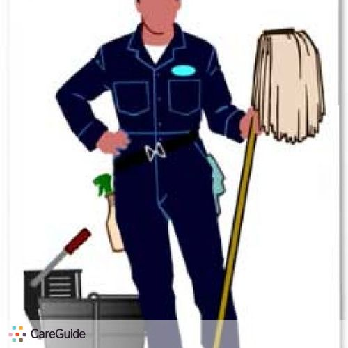 Housekeeper Provider Johny Cleaner's Profile Picture