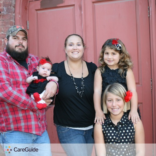 Child Care Provider Melissa M's Profile Picture