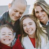 Family in Saskatoon