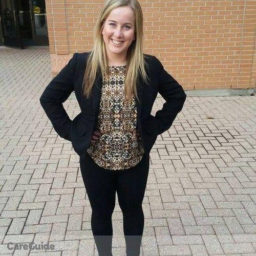 Canadian Nanny Provider Victoria Philpott's Profile Picture