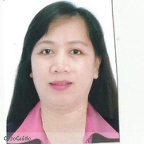Canadian Nanny Provider Istina Gabriel's Profile Picture