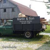 Martin & Son handyman Service