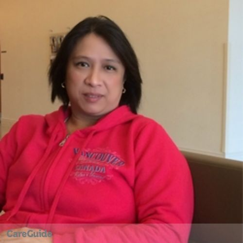 Canadian Nanny Provider Jeanidel Flores's Profile Picture