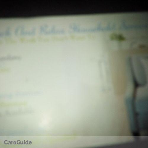 Housekeeper Provider Vikki Cordero's Profile Picture