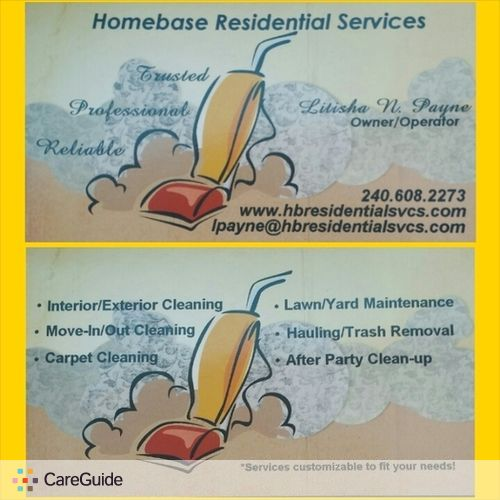 Housekeeper Provider Homebase Residential S's Profile Picture