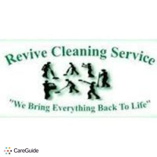 Housekeeper Job Revive Cleaning Service's Profile Picture