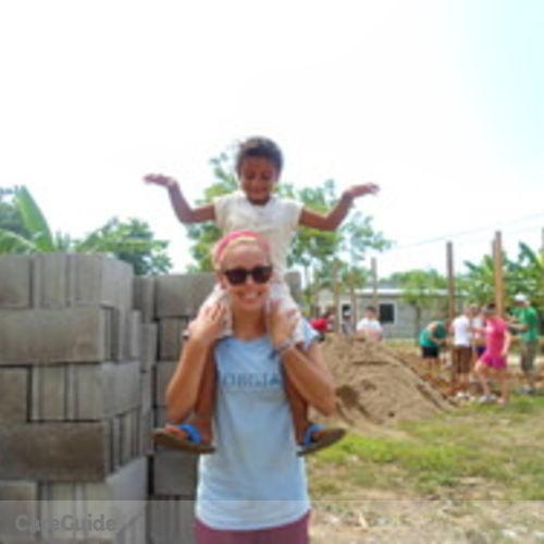 Canadian Nanny Provider Alecia Darrah's Profile Picture