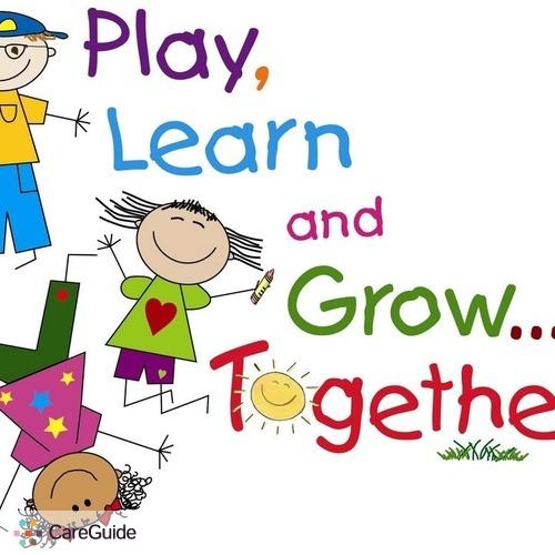 Child Care Provider Jenna P's Profile Picture