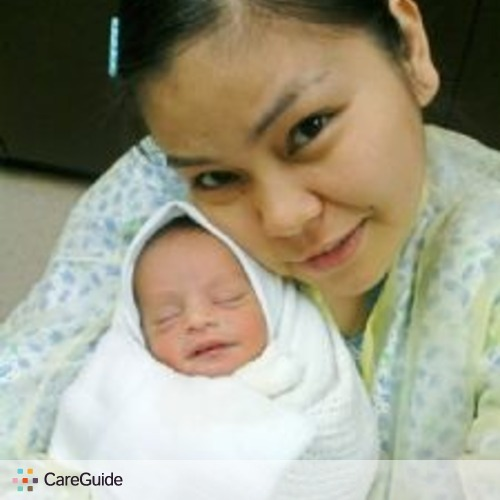 Child Care Provider Mary Grace Espiritu's Profile Picture