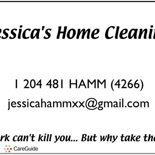 Housekeeper Provider Jessica Hamm's Profile Picture