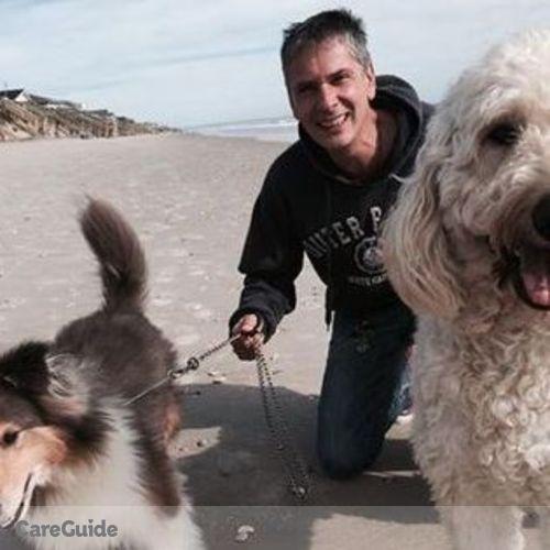 Pet Care Provider John Barrile's Profile Picture