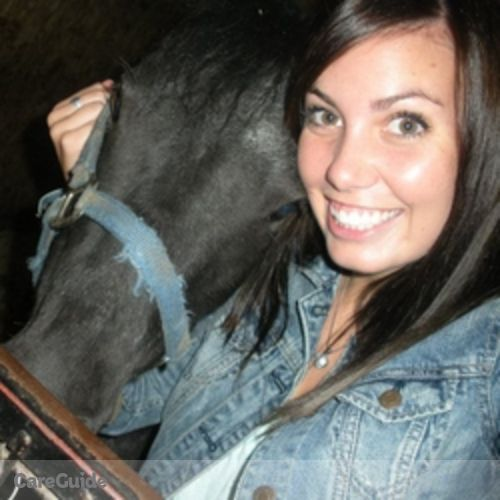 Canadian Nanny Provider Tressa Trommelen-Jones's Profile Picture