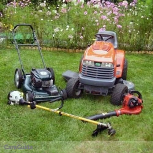Landscaper Provider Howie Wood's Profile Picture