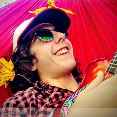 Canadian Nanny Provider Daniel Lynn's Profile Picture