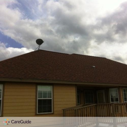 Roofer Provider Langston Walker's Profile Picture