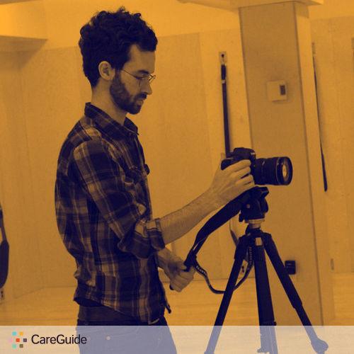 Videographer Provider David R's Profile Picture