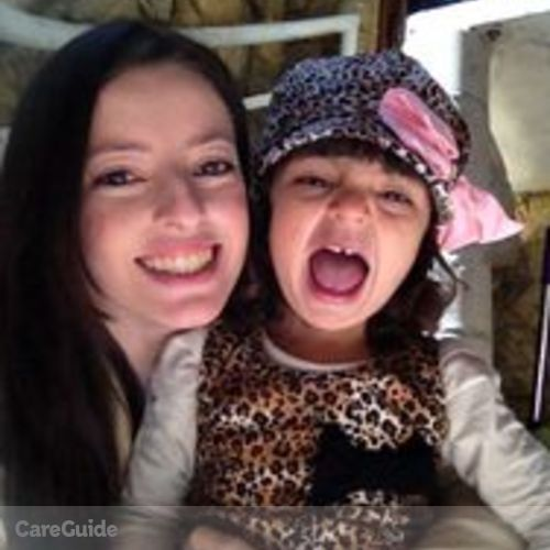 Canadian Nanny Provider Mayra Angelo's Profile Picture