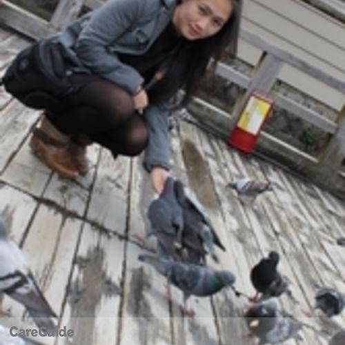 Canadian Nanny Provider Carla Jane A's Profile Picture