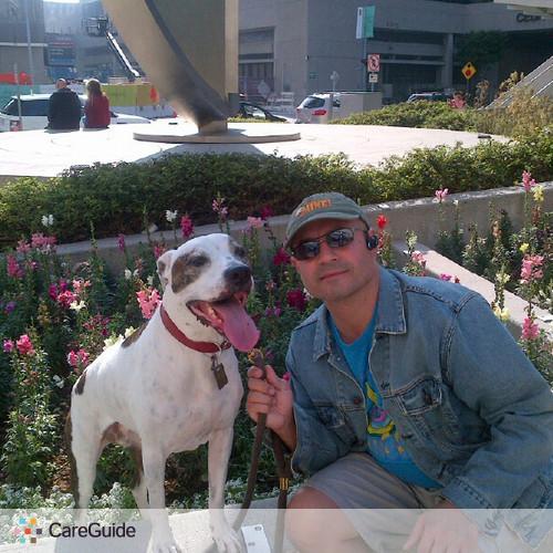 Pet Care Provider Joe N's Profile Picture