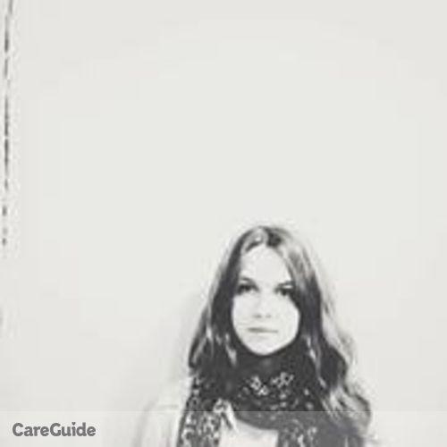 Canadian Nanny Provider Julia Sdrigotti's Profile Picture