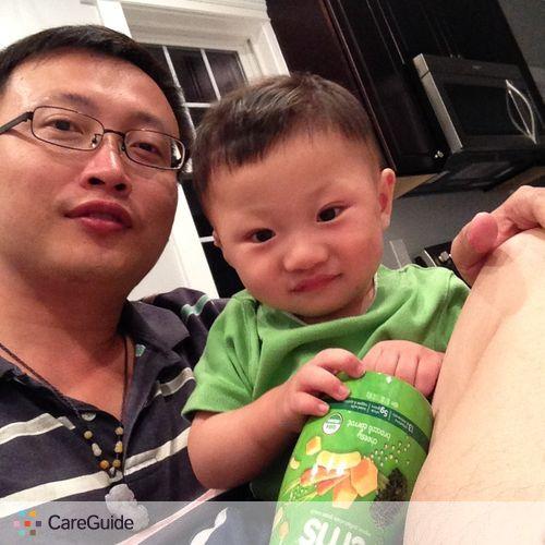 Child Care Provider Fred Dai's Profile Picture