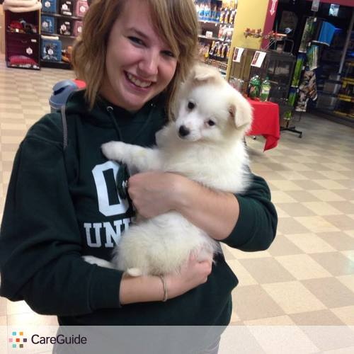 Pet Care Provider Rebecca Curry's Profile Picture
