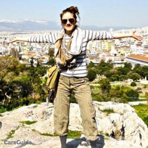 Canadian Nanny Provider Alyssa Zacharias's Profile Picture