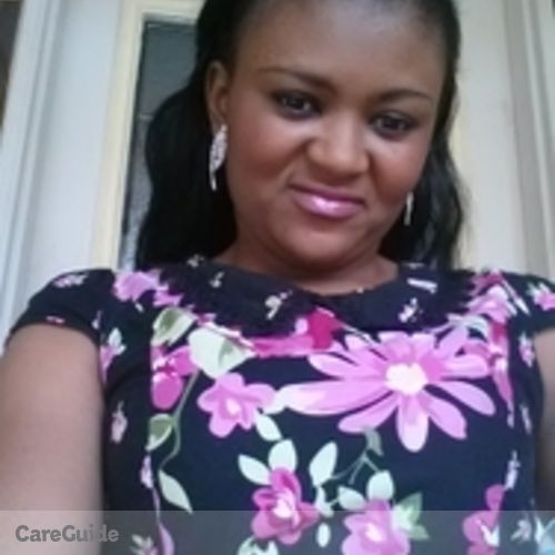 Canadian Nanny Provider Olawande O's Profile Picture