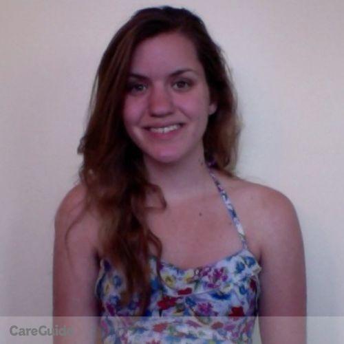 Canadian Nanny Provider Nina D's Profile Picture