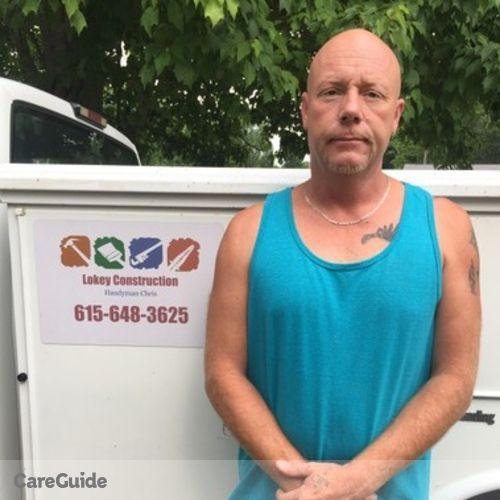 Handyman Provider Chris Lokey's Profile Picture
