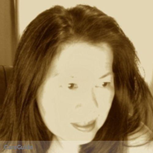 Canadian Nanny Provider Ann's Profile Picture