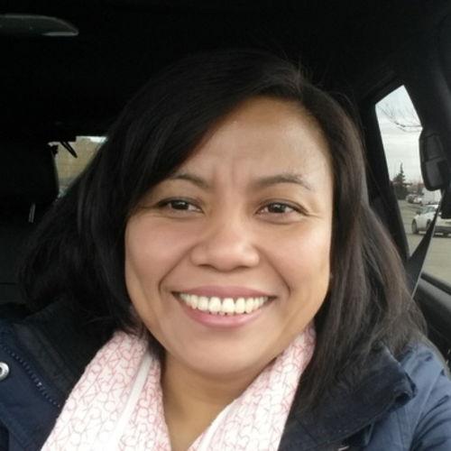 Canadian Nanny Provider Sioney Mendoza's Profile Picture