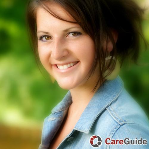 Child Care Provider Grace Roth's Profile Picture