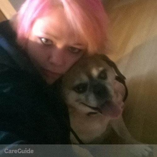 Pet Care Provider Samantha Newman's Profile Picture