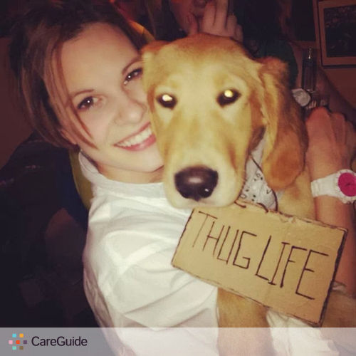 Pet Care Provider Danielle Doucette's Profile Picture