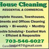Housekeeper in Fairfax