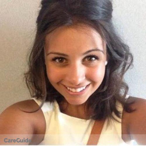 Canadian Nanny Provider Elisa Blasi Blasi's Profile Picture