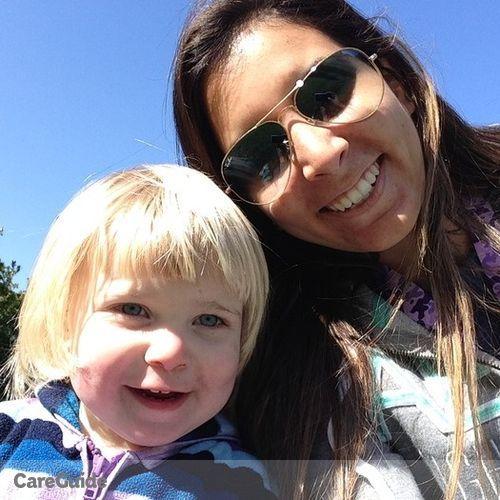 Canadian Nanny Provider Mayara Silva's Profile Picture