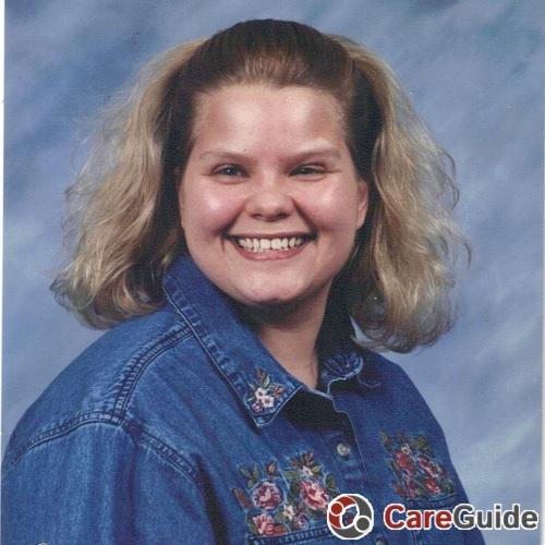 Child Care Provider Michelle Barron's Profile Picture