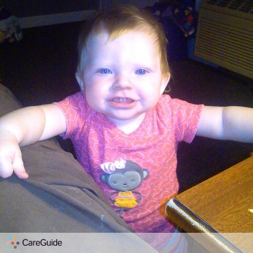 Child Care Job Amber Lopresti's Profile Picture