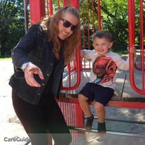 Canadian Nanny Provider Nina Laitinen's Profile Picture