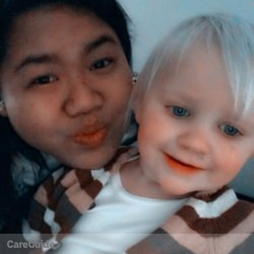 Canadian Nanny Provider Generose E's Profile Picture