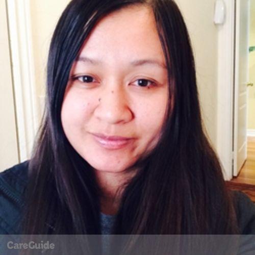 Canadian Nanny Provider Junne Aleja D's Profile Picture