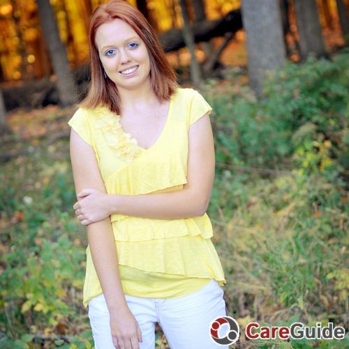 Child Care Provider Taylor Morphew's Profile Picture