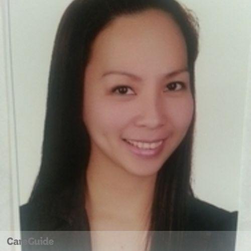 Canadian Nanny Provider Ma. Kristina Joy O's Profile Picture