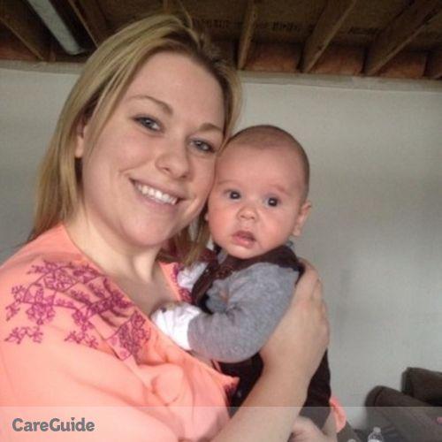 Canadian Nanny Provider Jennifer Wareham's Profile Picture