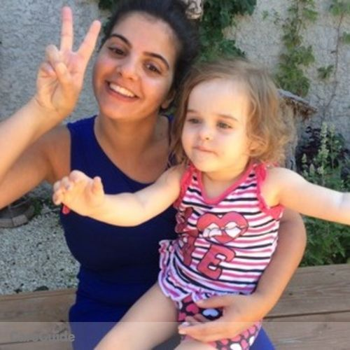 Canadian Nanny Provider Noor Hamed's Profile Picture